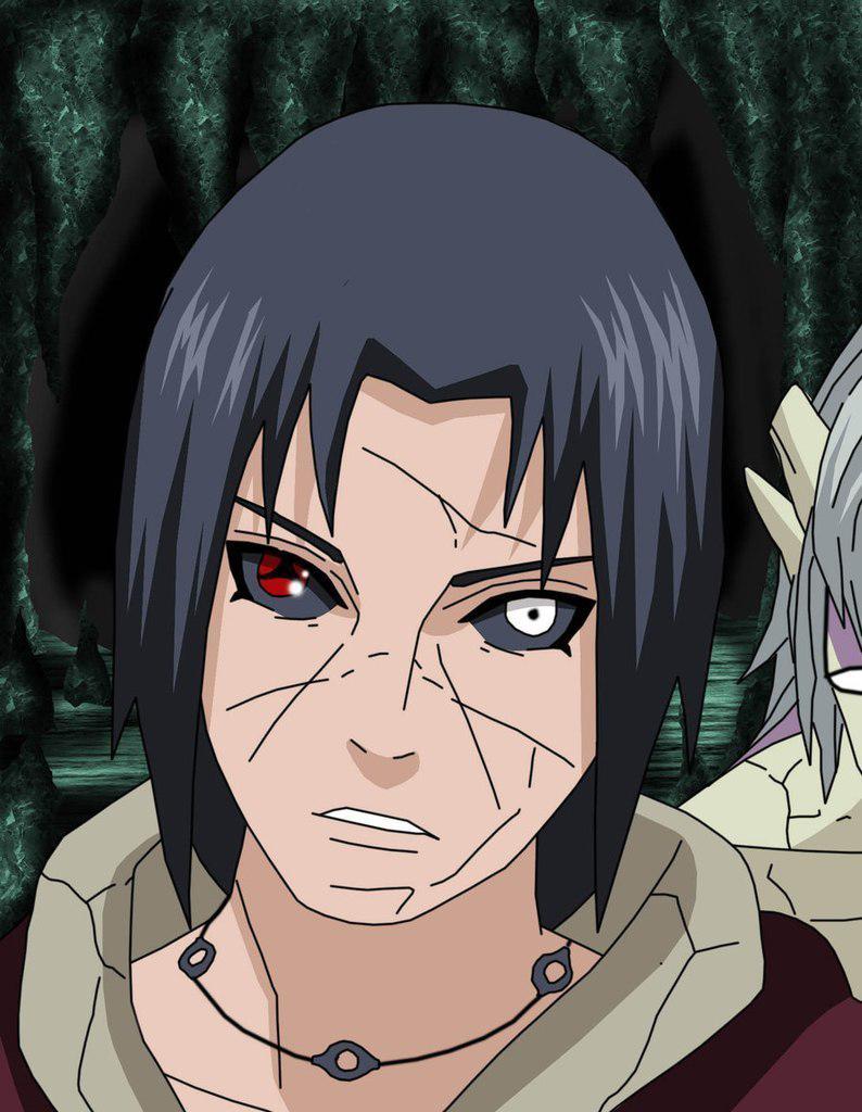 Izanagi And Izanami Sharingan